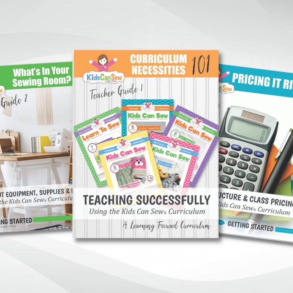 Teach Kids To Sew Business